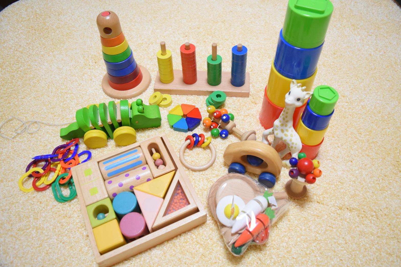 赤ちゃんの発達に応じた、おもちゃの選び方と遊び込み技法のお話し